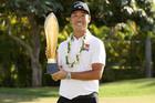 Golf thủ gốc Hàn Quốc vô địch Sony Open in Hawaii
