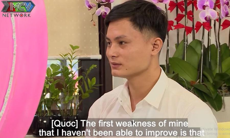 Tán đổ cô gái xinh đẹp, chàng trai Bình Định bật khóc trên truyền hình