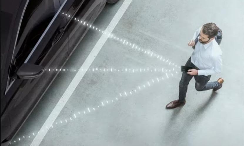 Năm 2021 bắt đầu thời đại của chìa khóa ô tô kỹ thuật số