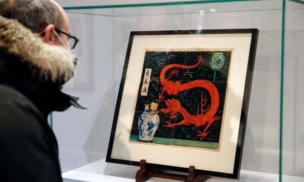 Bìa truyện tranh đạt kỷ lục đấu giá gần 90 tỷ