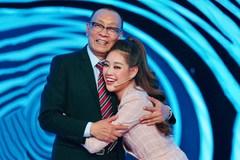 Hoa hậu Khánh Vân tiết lộ tình cảm đặc biệt dành cho MC Lại Văn Sâm