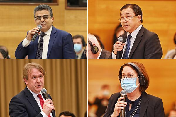 Các đại sứ kỳ vọng nhiều điều vào Đại hội XIII của Đảng