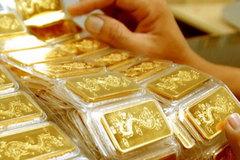 Giá vàng hôm nay 25/3: Ngược dòng tăng giá