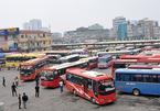 Tổng cục Đường bộ chỉ đạo  xe khách không dừng đỗ tại những điểm có dịch