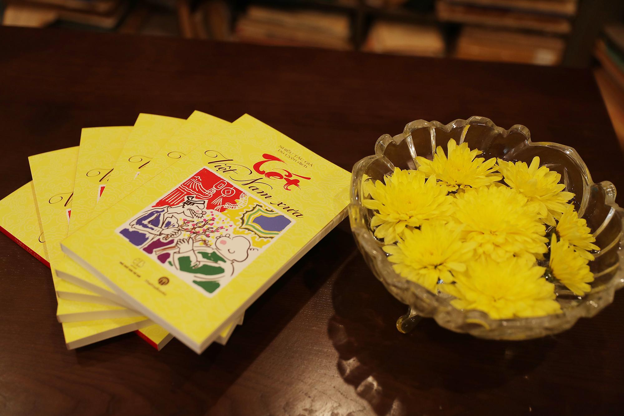 Sách quý về Tết Việt Nam xưa