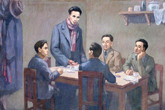 Trưng bày chuyên đề 'Đảng Cộng sản Việt Nam - Từ Đại hội đến Đại hội'