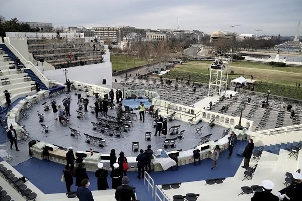 Lầu Năm Góc điều hàng trăm lính đặc nhiệm tới thủ đô