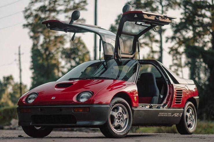 Những mẫu ô tô nhỏ đáng yêu nhất từng được sản xuất