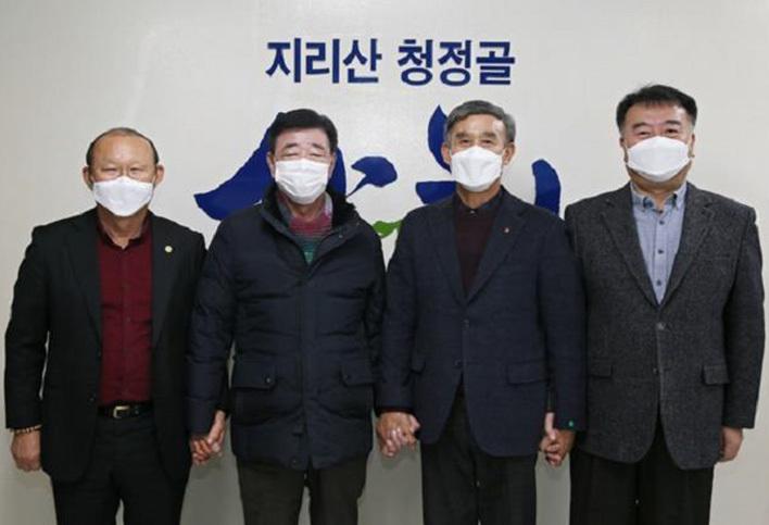 HLV Park Hang Seo: 'Tinh thần tuyển Việt Nam cổ vũ Hàn Quốc chống dịch'