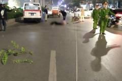 Bắt thanh niên tông xe máy làm cô gái trẻ và cụ bà tử vong ở Hà Nội