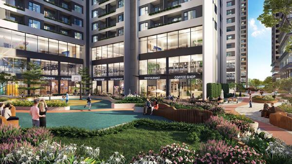 Sở hữu căn hộ cao cấp giữa Thuận An chỉ từ 100 triệu đồng