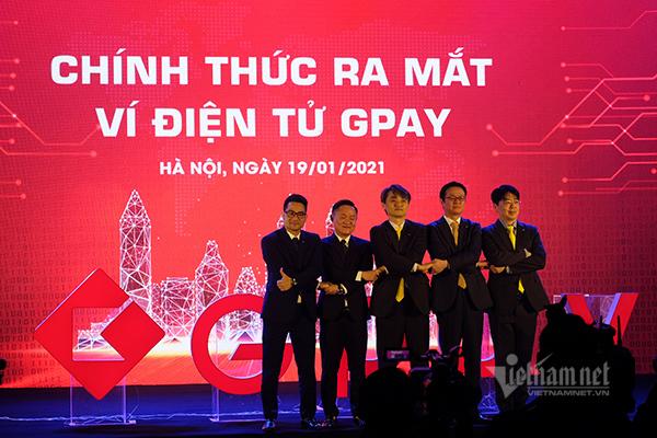 Ví điện tử Make in Vietnam nhận đầu tư 18 triệu USD từ Hàn Quốc