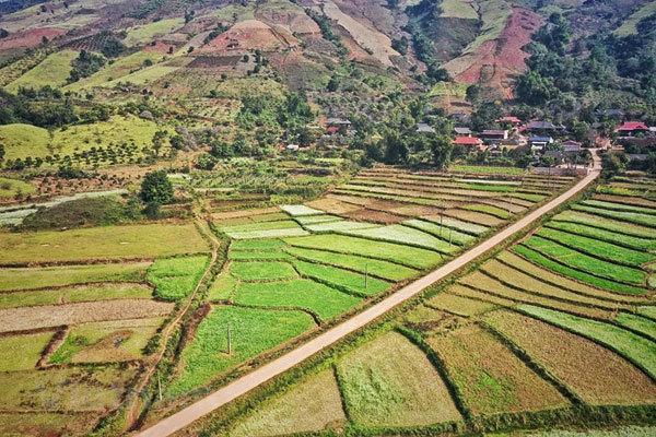 So Luon Village,Moc Chau