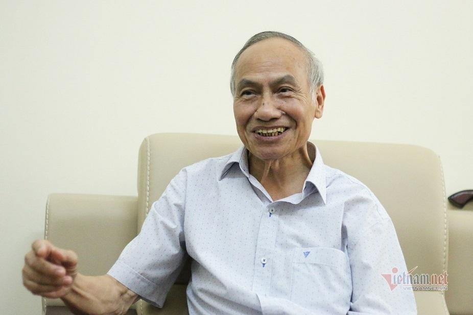 PGS.TS Nguyễn Kế Hào qua đời