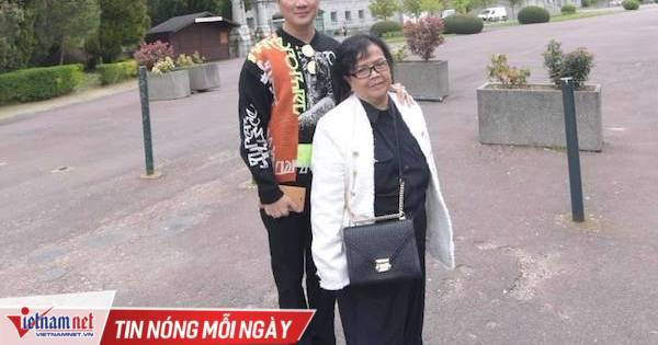 Đàm Vĩnh Hưng đăng ảnh mừng sinh nhật mẹ