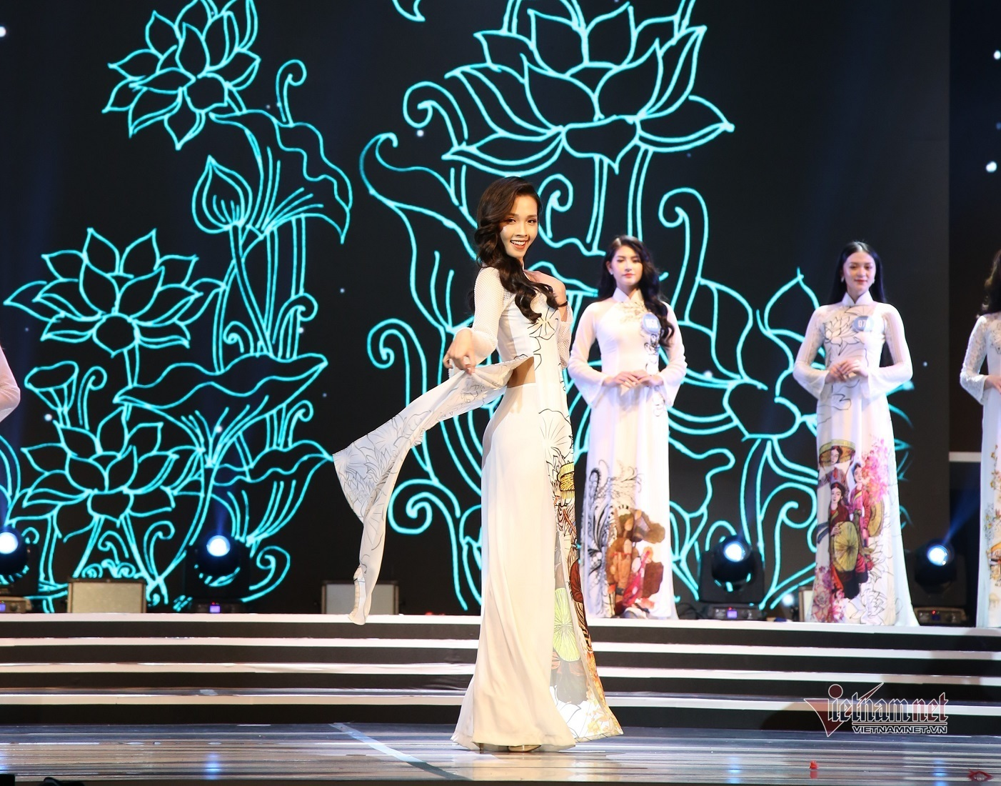 Vẻ đẹp của Hoa khôi Sinh viên Việt Nam 2020