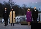 Ông Biden xuất hiện ở lễ tưởng niệm nạn nhân Covid-19