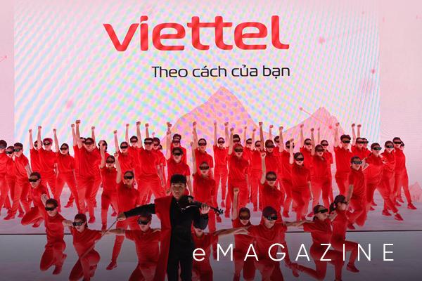 Điều đặc biệt về tái định vị thương hiệu lần 2 của Viettel