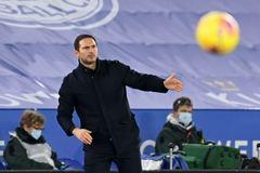 Thua thảm Leicester, Lampard lên tiếng khả năng bị Chelsea sa thải