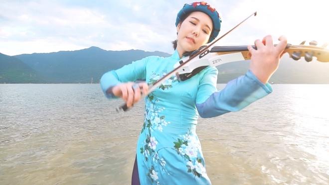 Nghệ sĩ violin Hàn Quốc Jmi Ko tham gia 'Lễ hội Tết Việt'