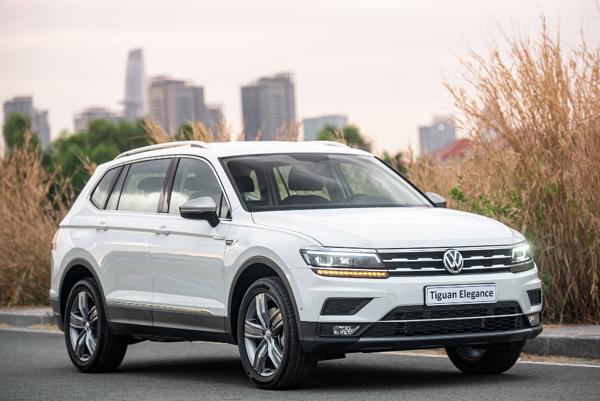 Ra mắt Volkswagen Tiguan 2021 với nhiều nâng cấp sáng giá