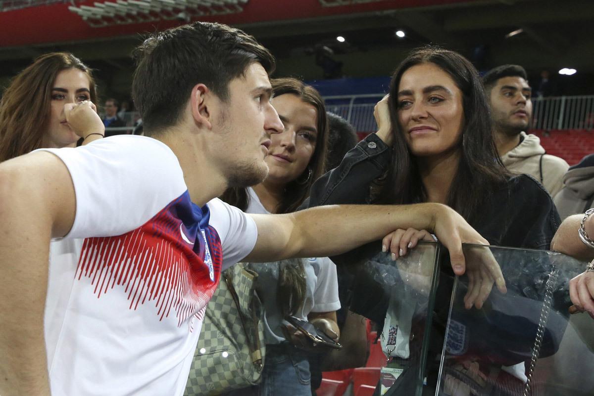 Maguire: Chàng đội trưởng lãng mạn của MU