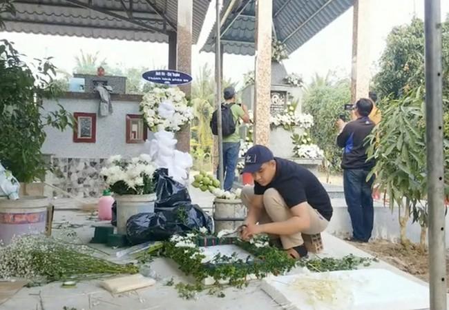 Gia đình tổ chức tang lễ cho Vân Quang Long tại quê nhà Đồng Tháp