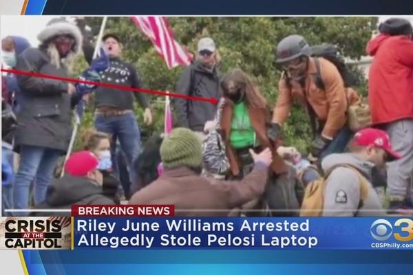 Máy tính của Chủ tịch Hạ viện Mỹ bị đánh cắp như thế nào?