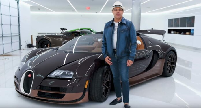 Đại gia bất động sản khoe garage siêu xe 30 triệu USD gây sốt