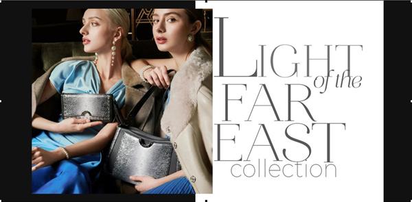 Nhà thiết kế lừng danh thế giới kiến tạo 'Ánh sáng Viễn Đông' cho Giovanni