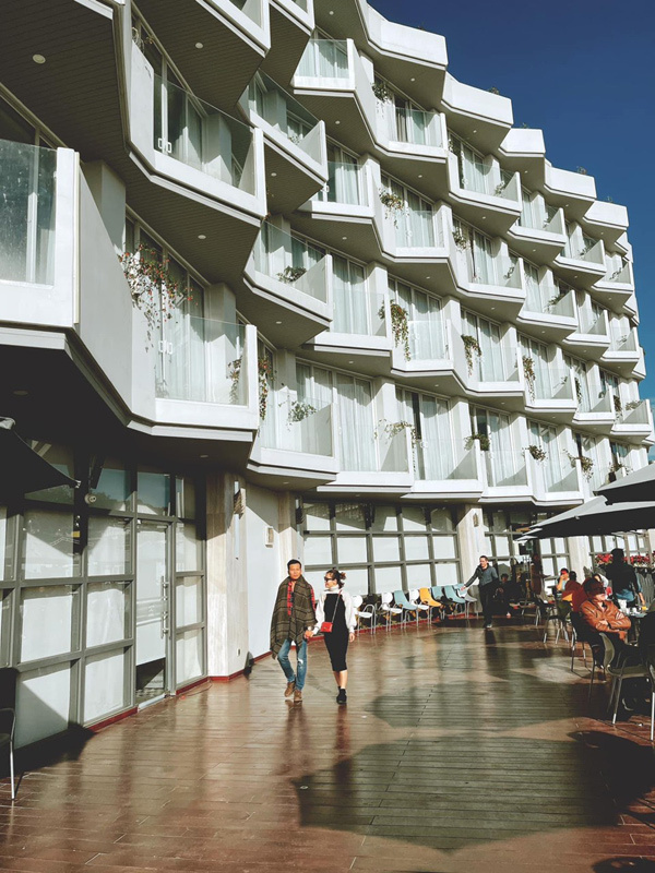 Check-in Đà Lạt mùa mai anh đào với siêu ưu đãi của Golf Valley Hotel