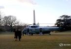 Tổng thống Trump rời Nhà Trắng