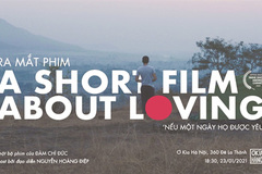 Short film about love to premiere in Hanoi