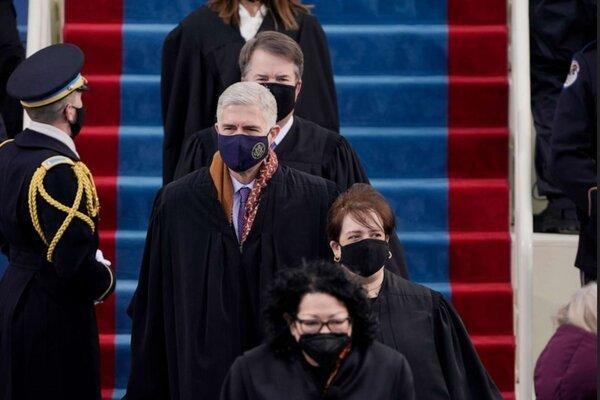 Hình ảnh lễ nhậm chức của Tổng thống Mỹ Joe Biden