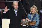 Ông Biden tuyên thệ nhậm chức tổng thống, kêu gọi nước Mỹ đoàn kết