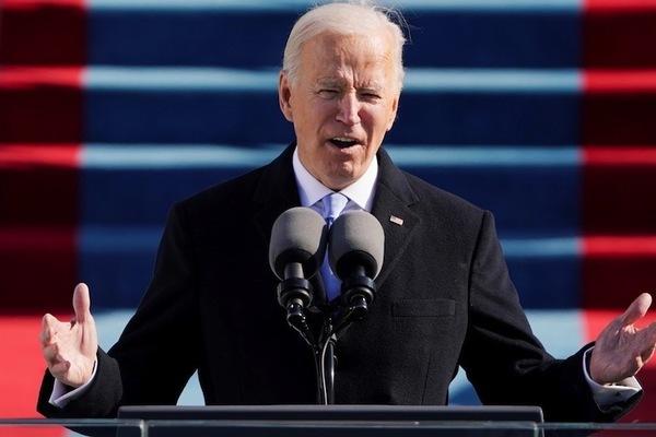 Tổng thống Biden kêu gọi nước Mỹ đoàn kết, chỉnh sửa quan hệ với thế giới