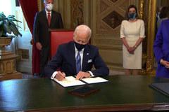 Những hoạt động đầu tiên của ông Biden sau khi nhậm chức Tổng thống Mỹ