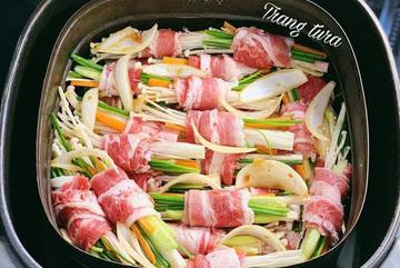 Gợi ý 3 món ngon từ thịt bò chế biến bằng nồi chiên không dầu