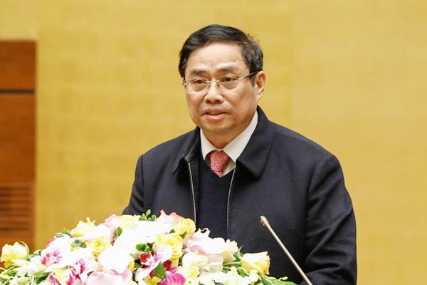Ông Phạm Minh Chính: Không để lọt những người chạy chức quyền vào Quốc hội