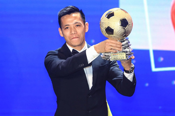 Golden Ball winner Quyet revels in success