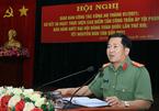 Chỉ định đại tá Đinh Văn Nơi tham gia Ban Thường vụ Tỉnh uỷ An Giang