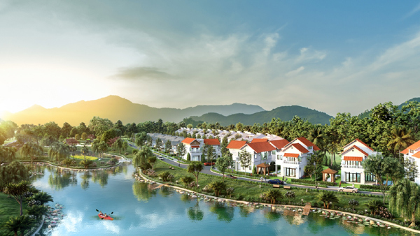 Người giàu Việt Nam khẳng định đẳng cấp với BĐS sinh thái