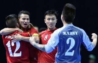 Vietnam eyes second consecutive slot at Futsal World Cup