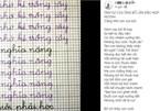 Ông bố Hà Nội nhận nhiều đồng cảm với bài thơ đi họp phụ huynh