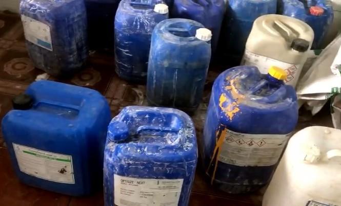 Đột kích cơ sở mỗi ngày tuồn hàng tấn ốc 'ngậm' hóa chất ra thị trường
