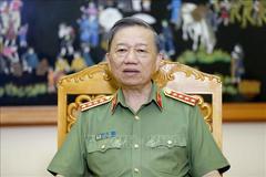 Bộ trưởng Công an Tô Lâm: 18 cán bộ diện T.Ư quản lý đã bị xử lý hình sự