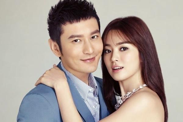 Mối thân tình đặc biệt giữa Song Hye Kyo và Huỳnh Hiểu Minh