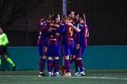 Barca chật vật đánh bại đội hạng 3 sau 120 phút