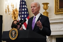 Ông Biden muốn gia hạn hiệp ước vũ khí hạt nhân với Nga