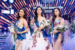 Thời trang Eva de Eva mở màn Chung kết Hoa khôi Sinh viên Việt Nam